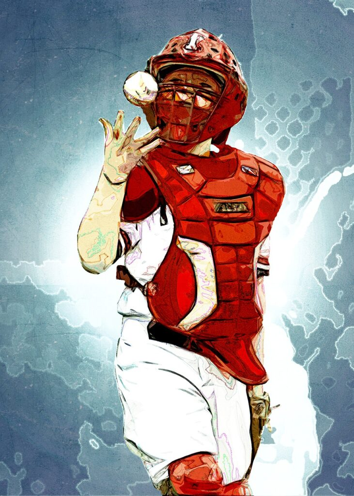 Baseball Baseball Player  - ArtTower / Pixabay